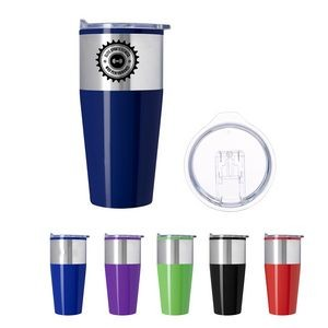 20 Oz. Sidney Stainless Steel Tumbler